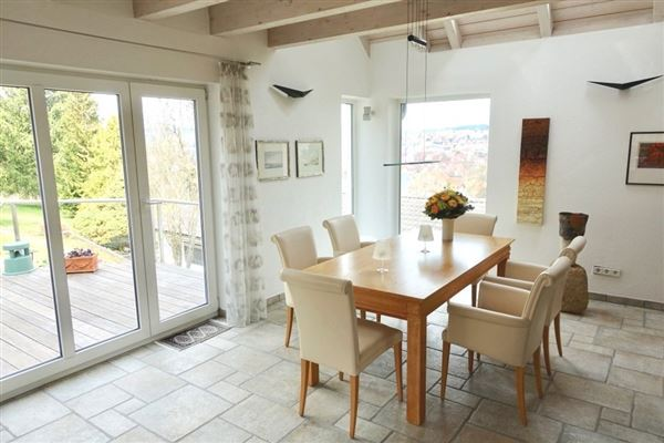 Luxury homes unique home in special Renningen location