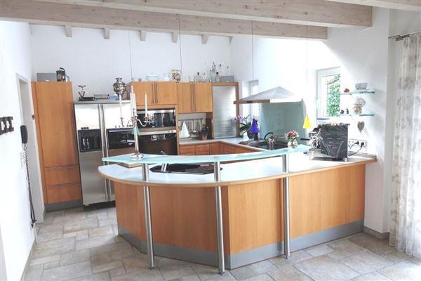 unique home in special Renningen location mansions