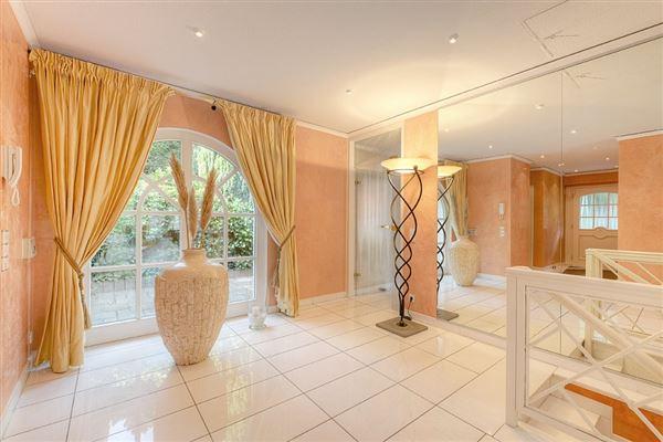 Luxury real estate this exceptional villa is in mülheim saarn
