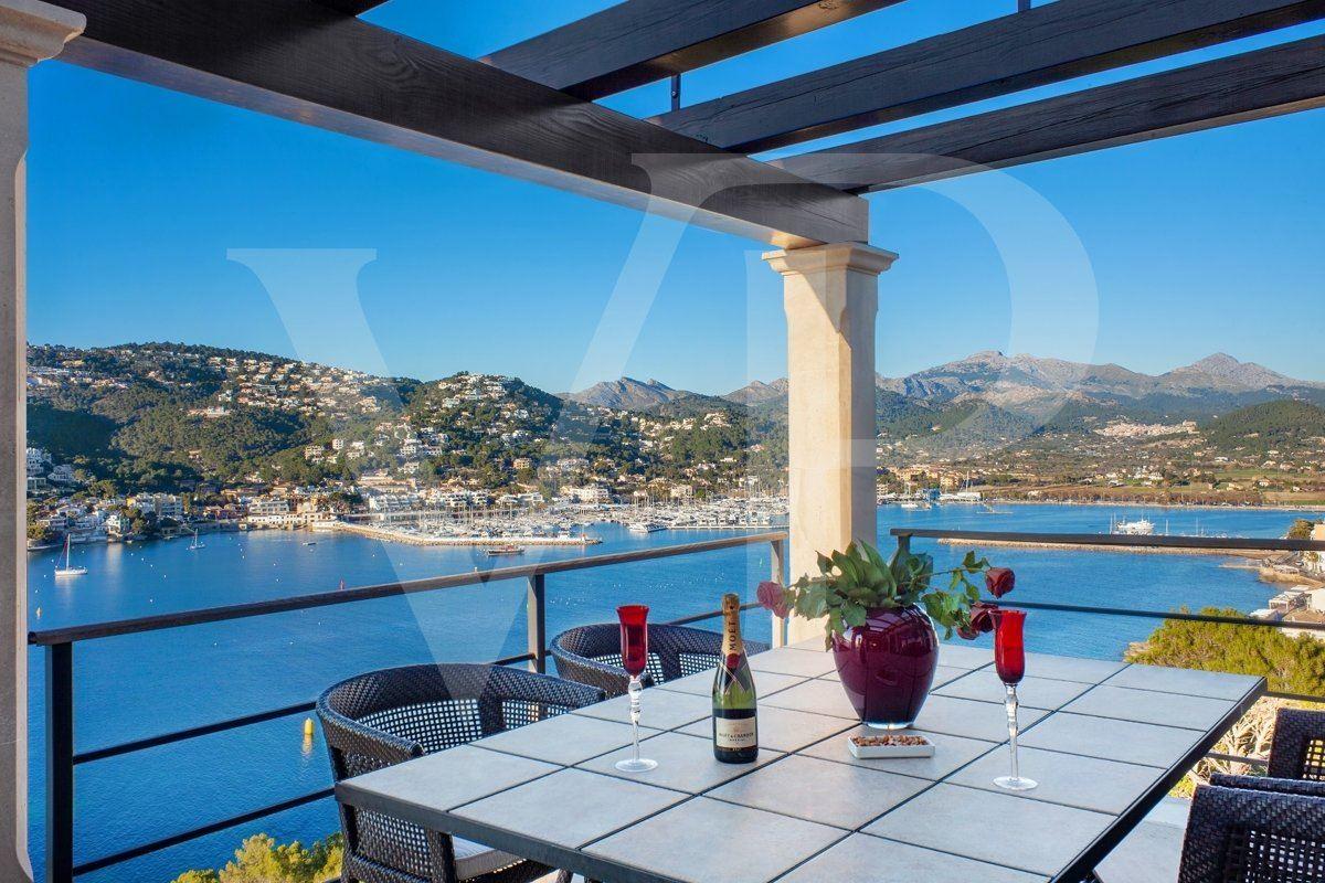 spectacular sea view location luxury properties