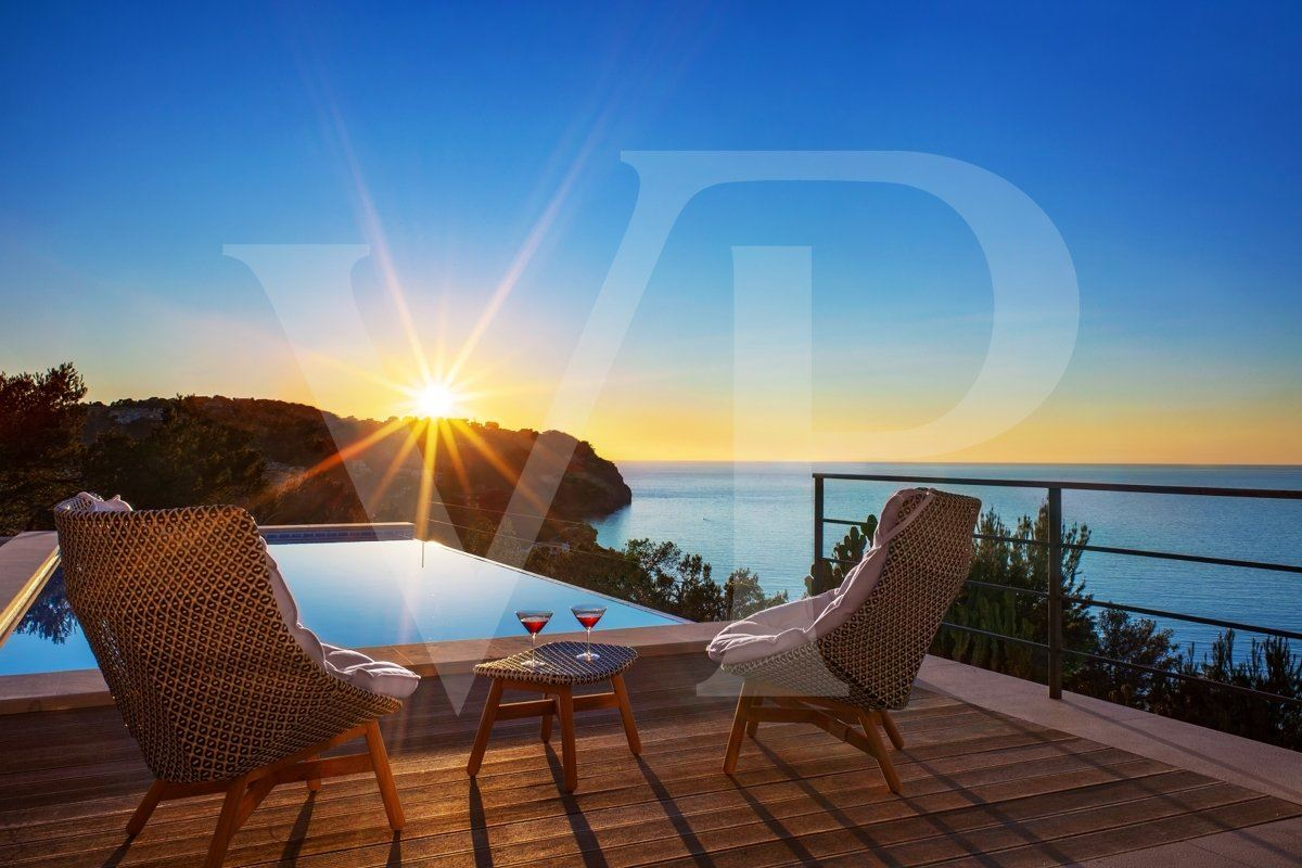 spectacular sea view location luxury homes