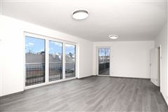 Luxury properties new home with a generous amount of space