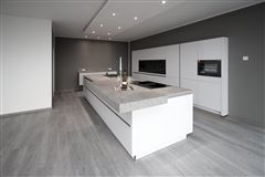 Luxury homes new home with a generous amount of space