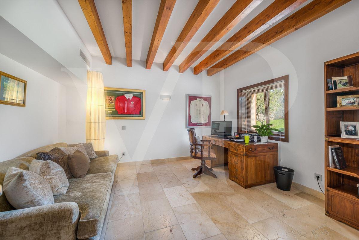 Luxury properties enjoy exclusive comfort under the mallorcan sun