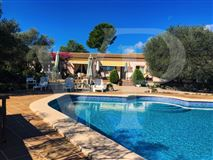 Mansions in beautifully appointed villa in a lovely setting