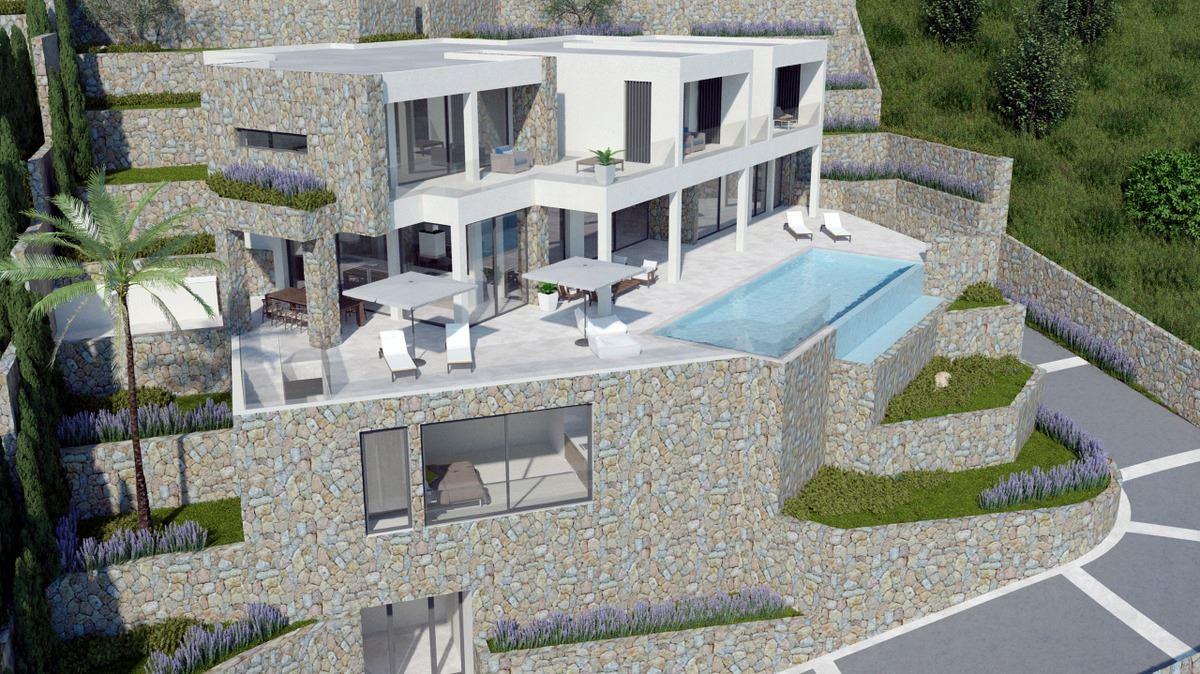 brand new contemporary luxury home luxury homes