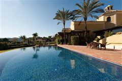 Luxury homes in High-quality Andalusian style villa with sea view