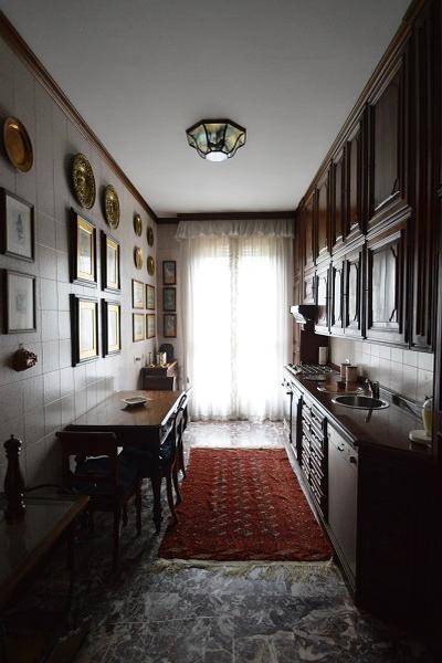 Mansions in Elegant apartment in villa Liberty