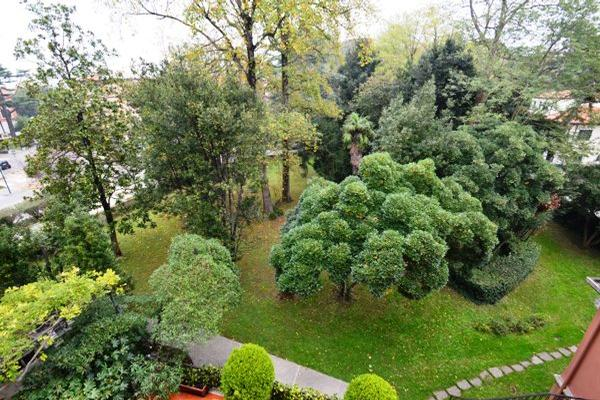 Elegant apartment in villa Liberty luxury real estate