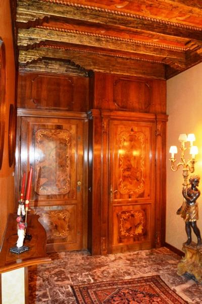 Elegant apartment in villa Liberty mansions