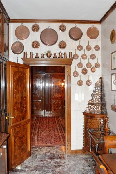 Luxury homes in Elegant apartment in villa Liberty