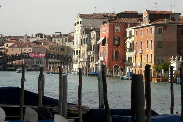 Luxury homes in The terrace on the Grand Canal