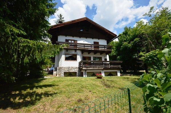 Villa Cortina d Ampezzo mansions
