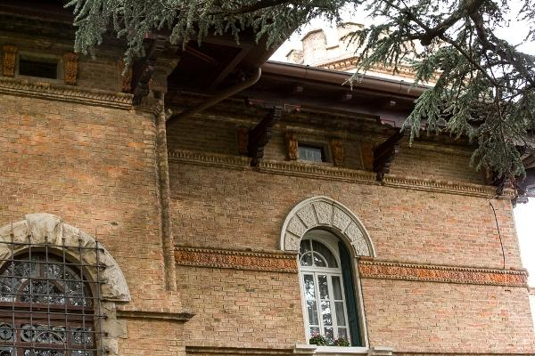 Mansions in Historic House in world heritage site