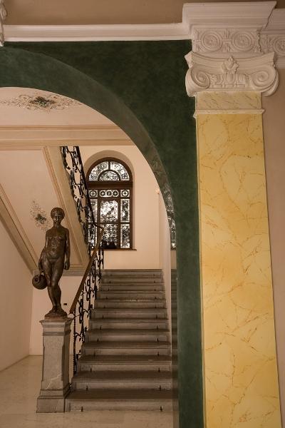 Luxury properties Historic House in world heritage site