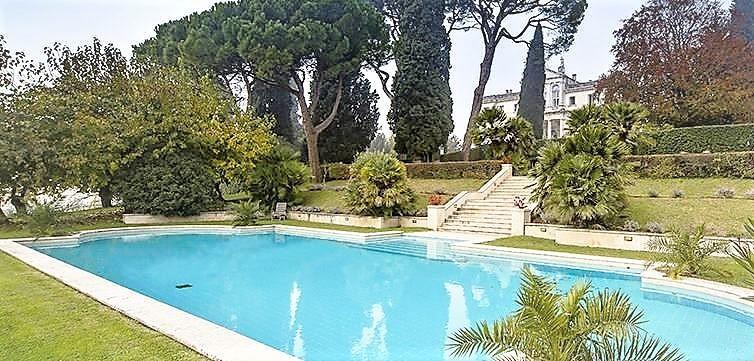 Luxury properties Venetian Villa in Conegliano