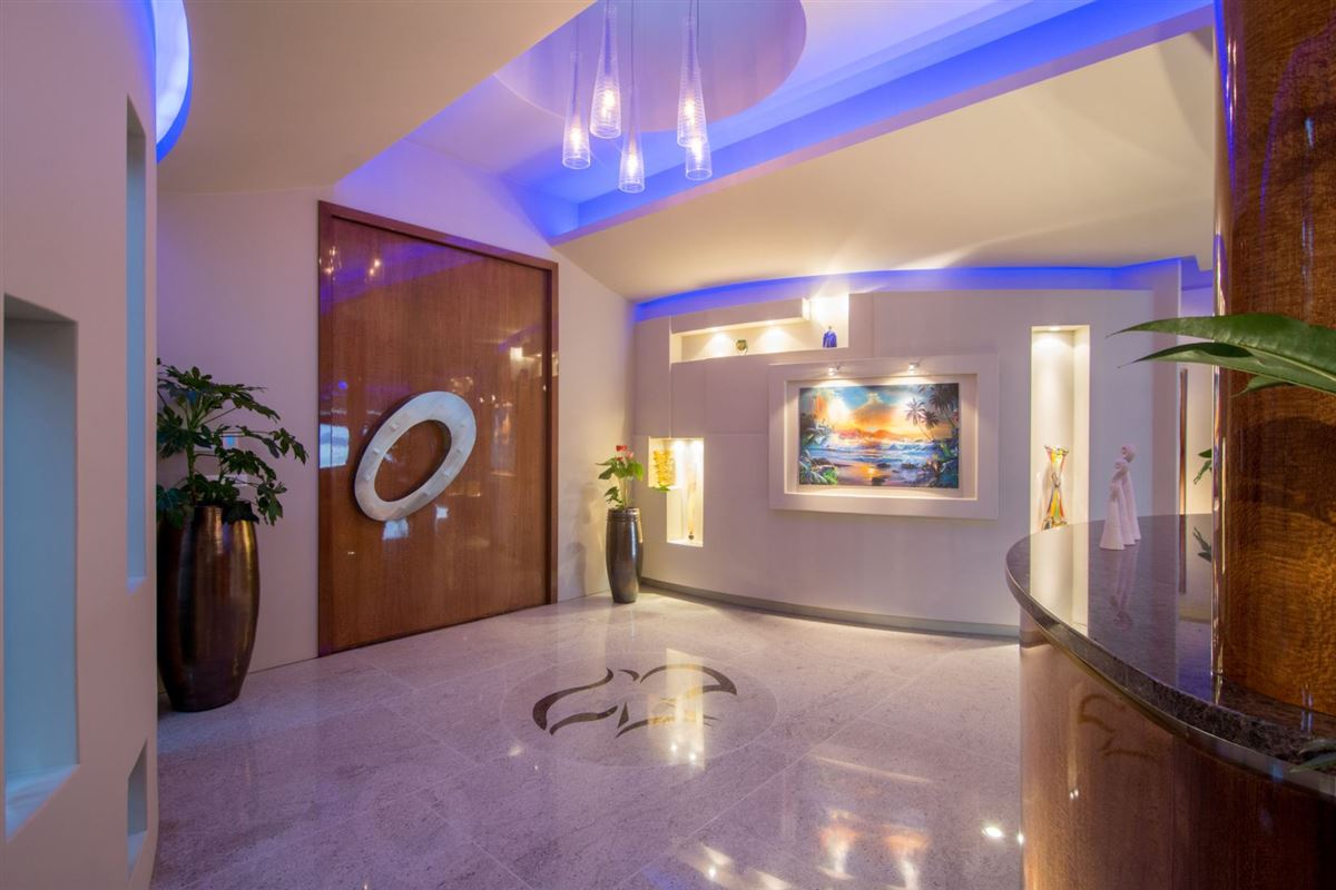 Luxury homes elegant oasis