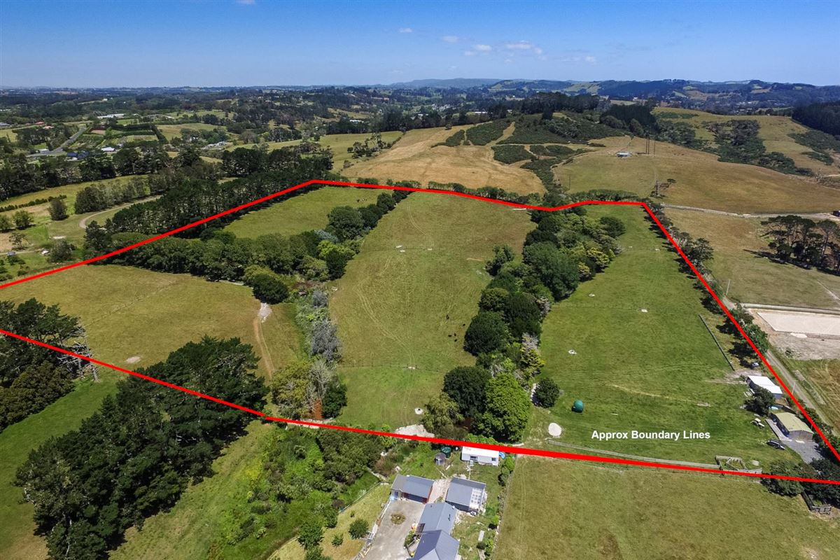 Luxury properties Expansive property in the Countryside of Kumeu