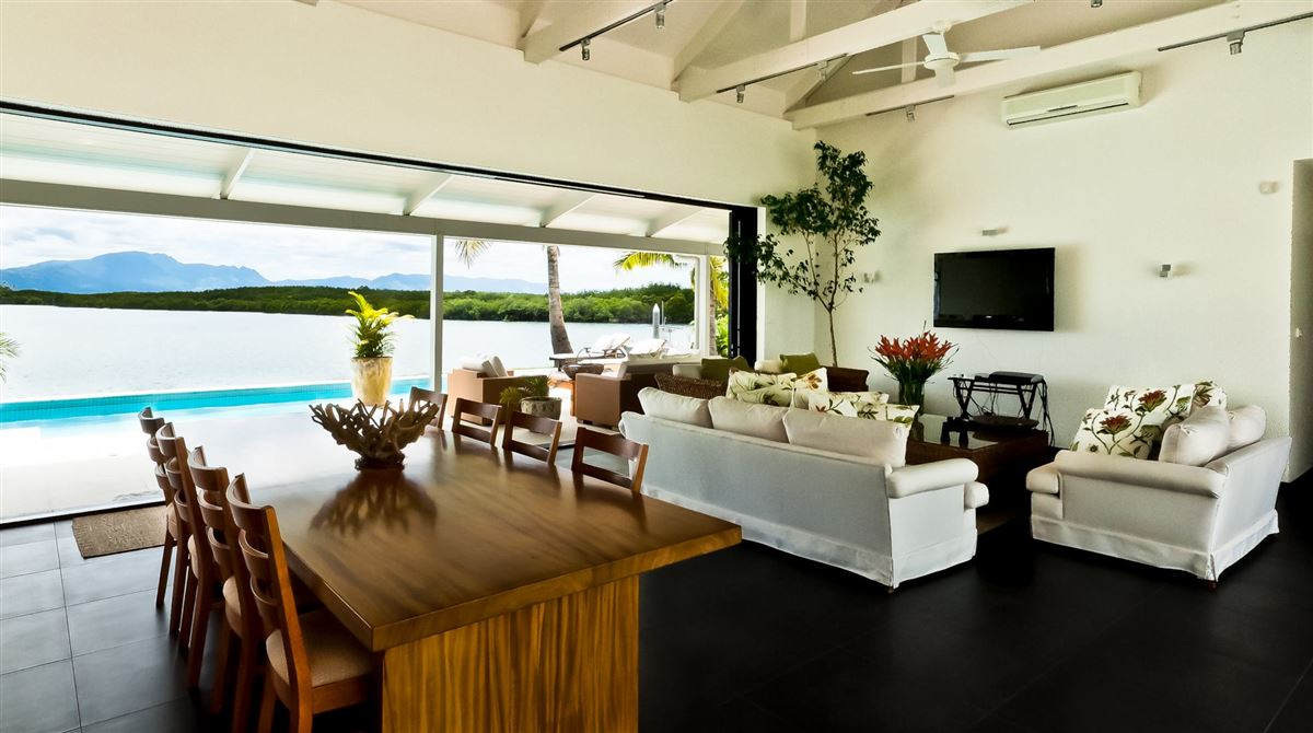 Private High Quality Home in fiji mansions