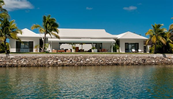 Private High Quality Home In Fiji New Zealand Luxury