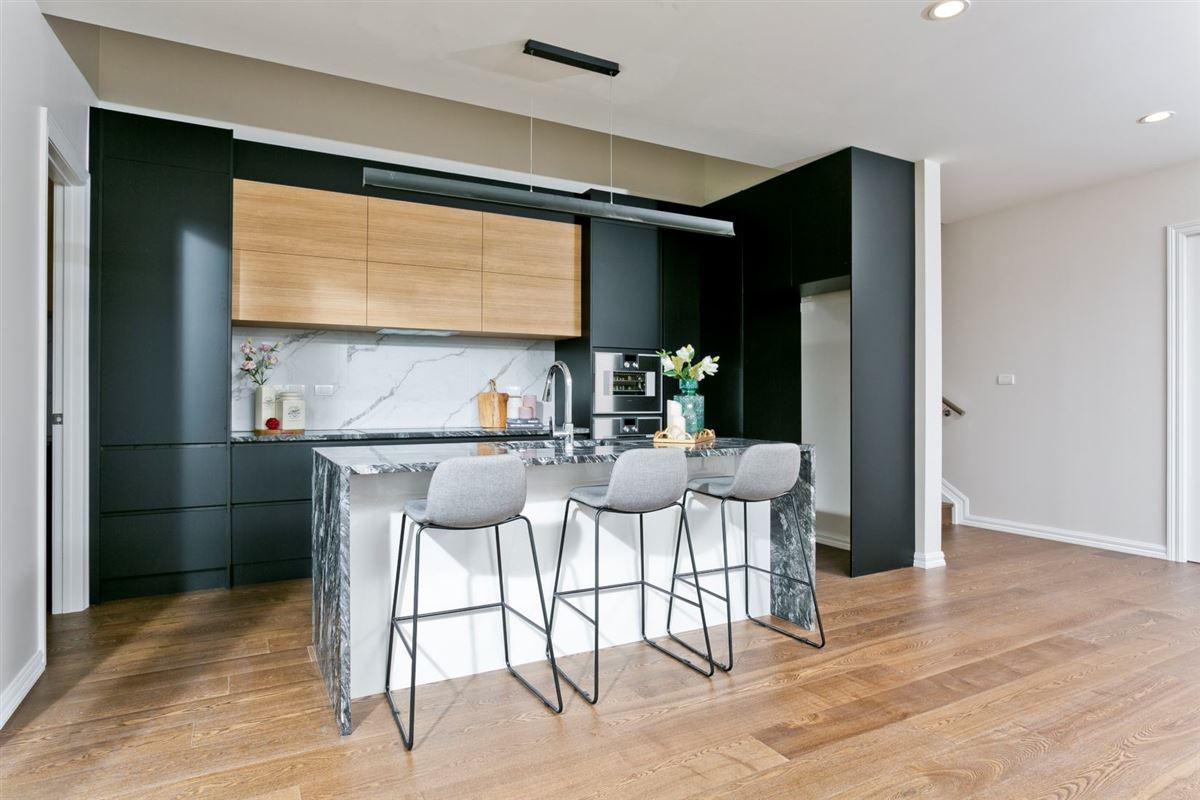 Luxury homes in a true architectural gem