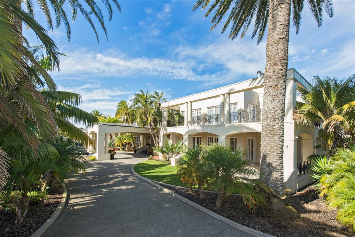 grandiose residence in kohimarama luxury homes