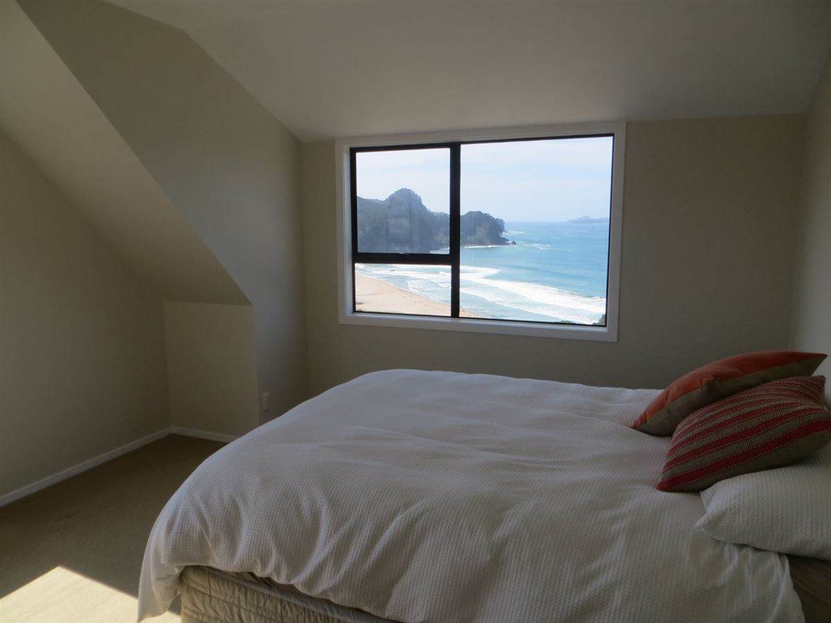 Spectacular panoramic view of Onemana  luxury homes