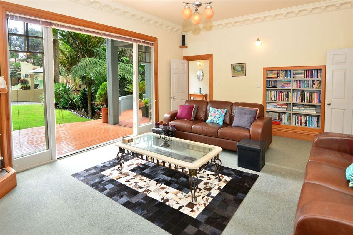 Tropical Art Deco Architecture New Zealand Luxury Homes