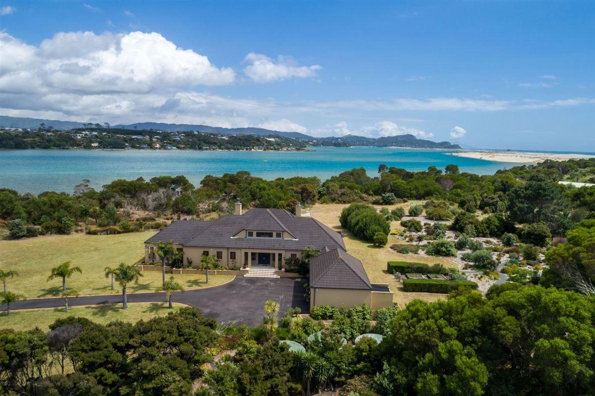 Luxury properties Absolute waterfront grandeur