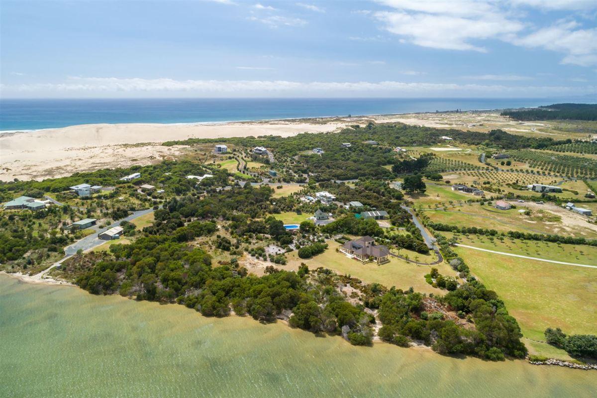 Absolute waterfront grandeur luxury homes