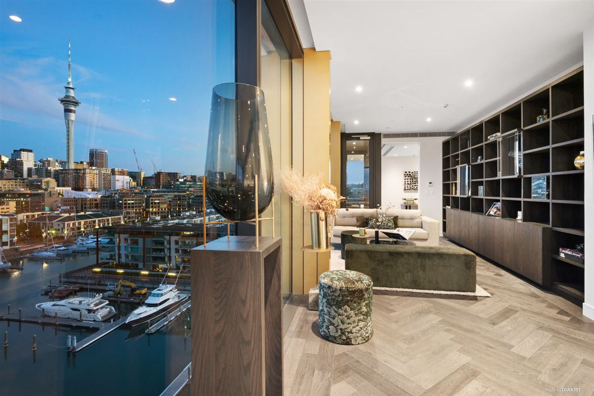 The Penthouse at 132 Halsey luxury real estate