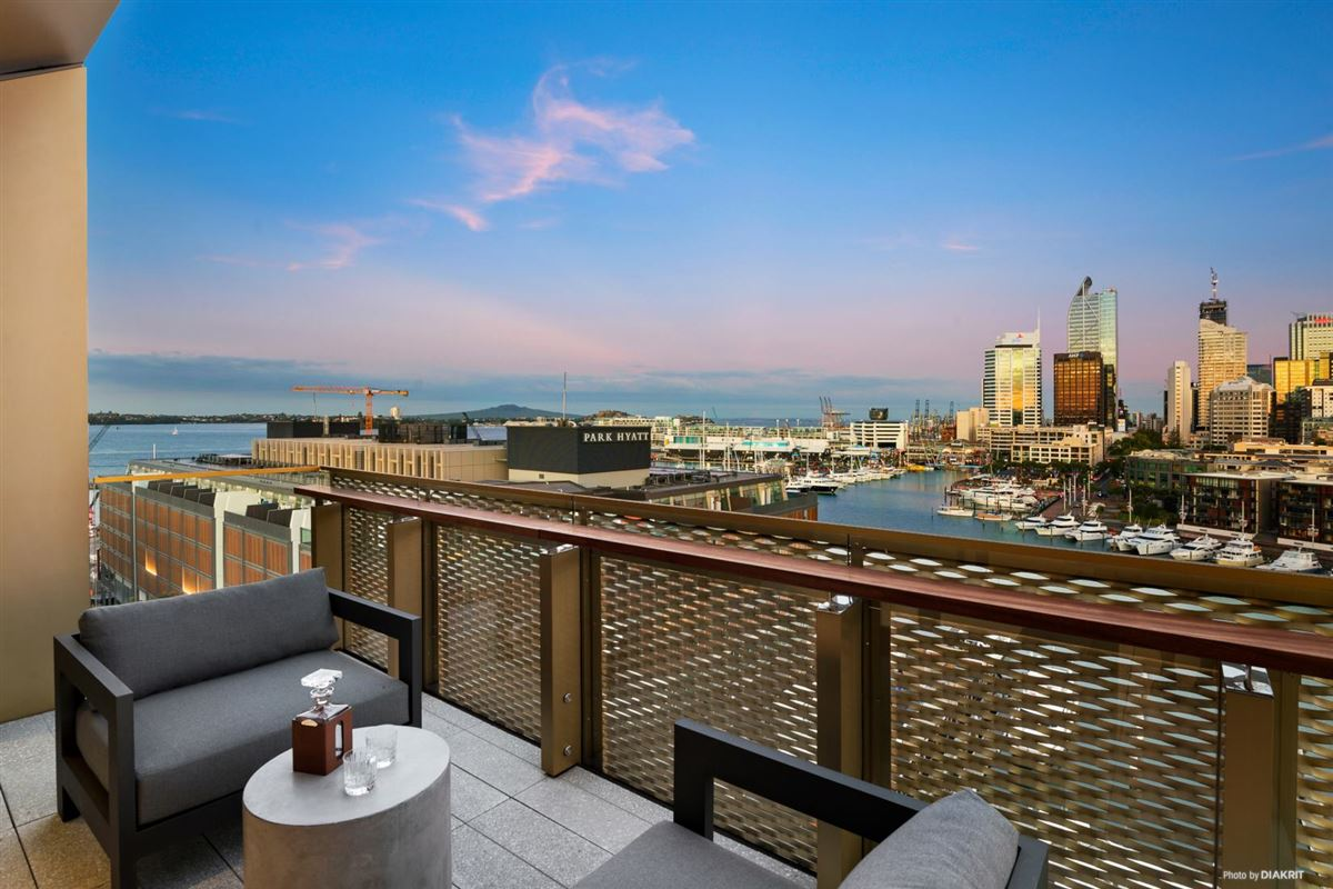 Luxury properties The Penthouse at 132 Halsey