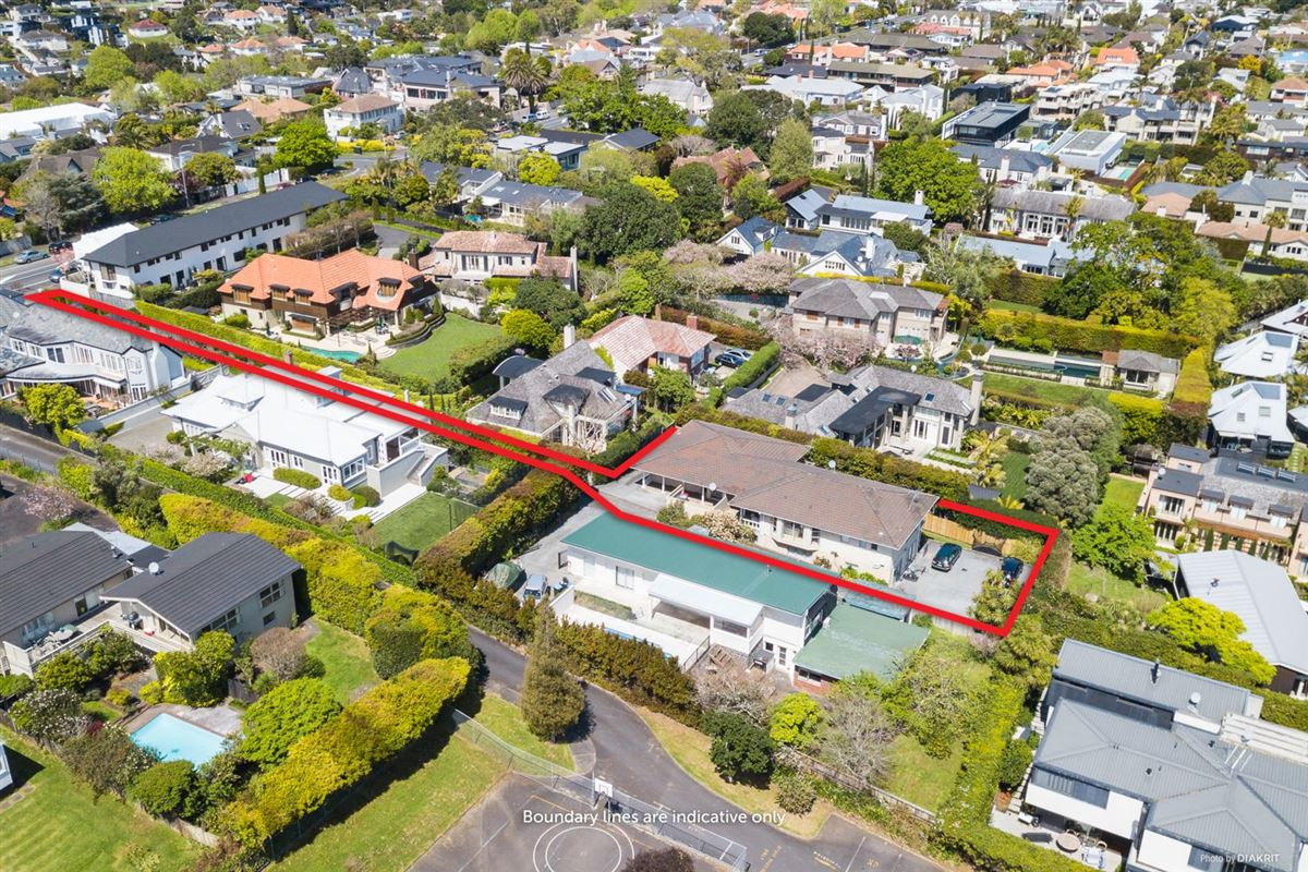 Luxury homes a great opportunity in remuera