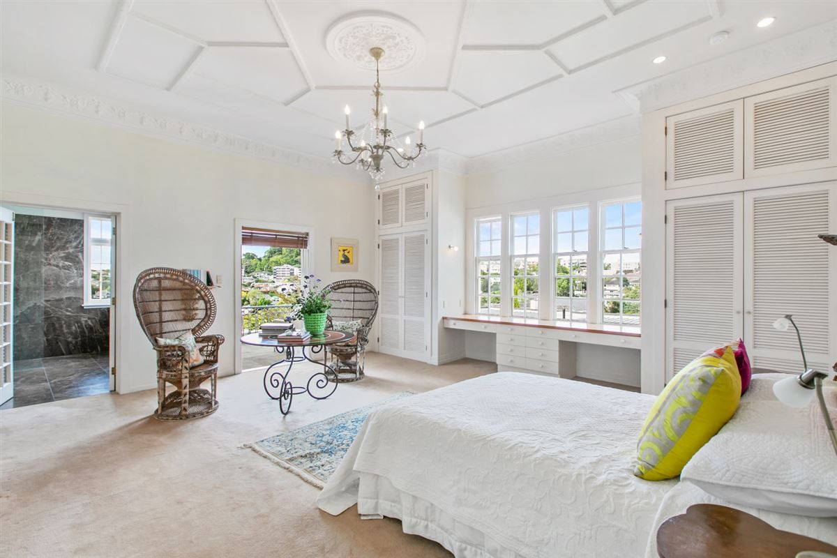 Luxury homes in historic Remuera estate