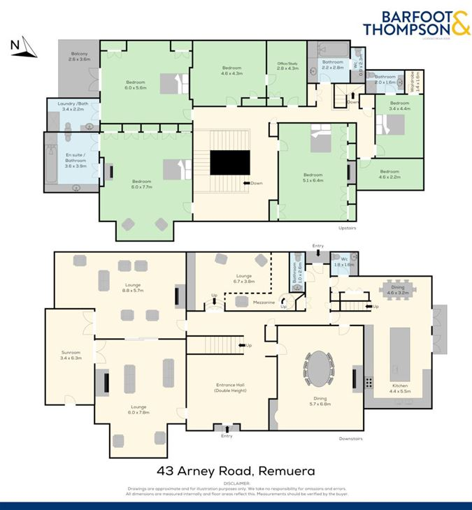 historic Remuera estate  luxury homes