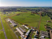 Mansions in Approx 51 acres prime land in the heart of Dairy Flat, bordering the North Shore Aeropark and North Shore Aero Clu