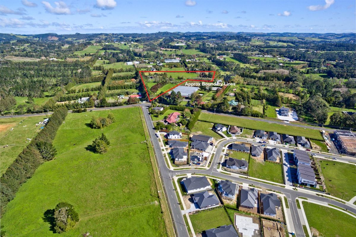 Luxury homes Fantastic potential in kumeu