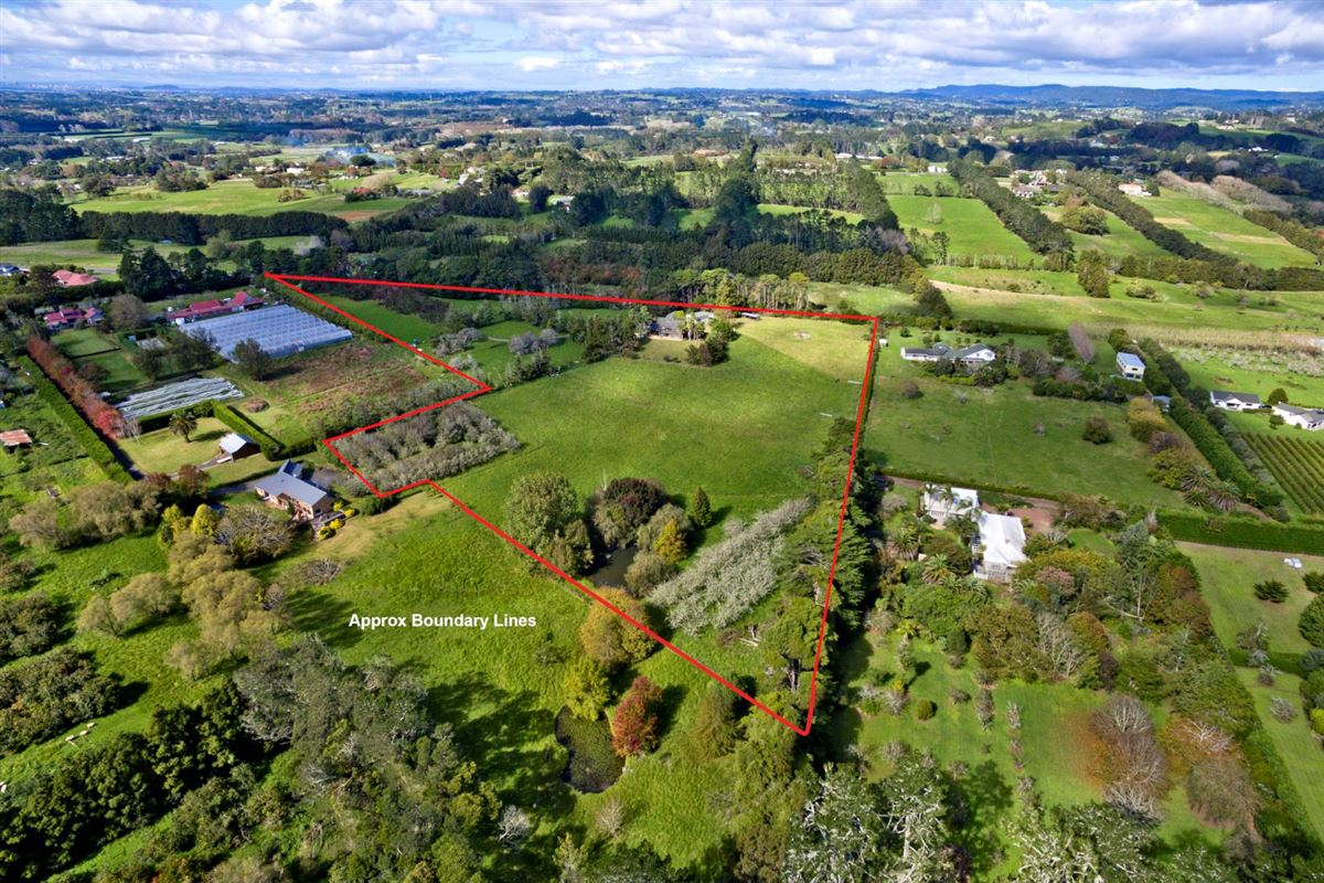 Luxury real estate Fantastic potential in kumeu