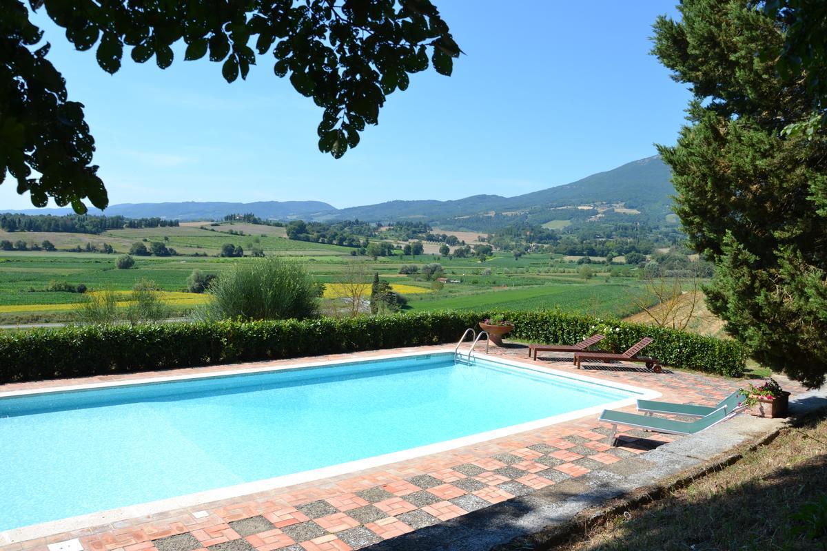 VILLA IL MONASTERO TUSCANY luxury properties
