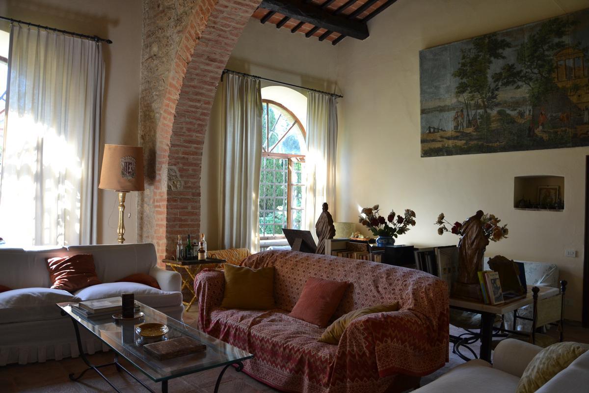 VILLA IL MONASTERO TUSCANY luxury real estate