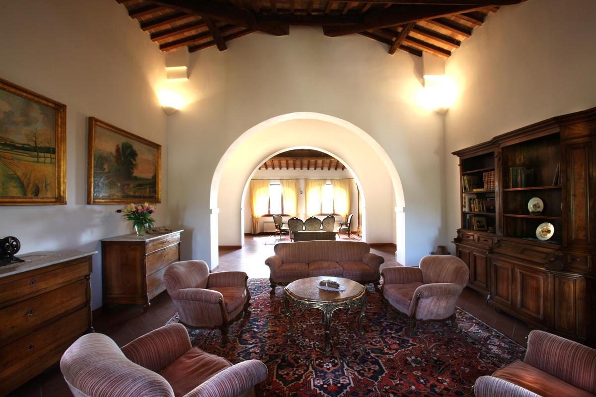 countryhouse with panoramic views valdorcia mansions