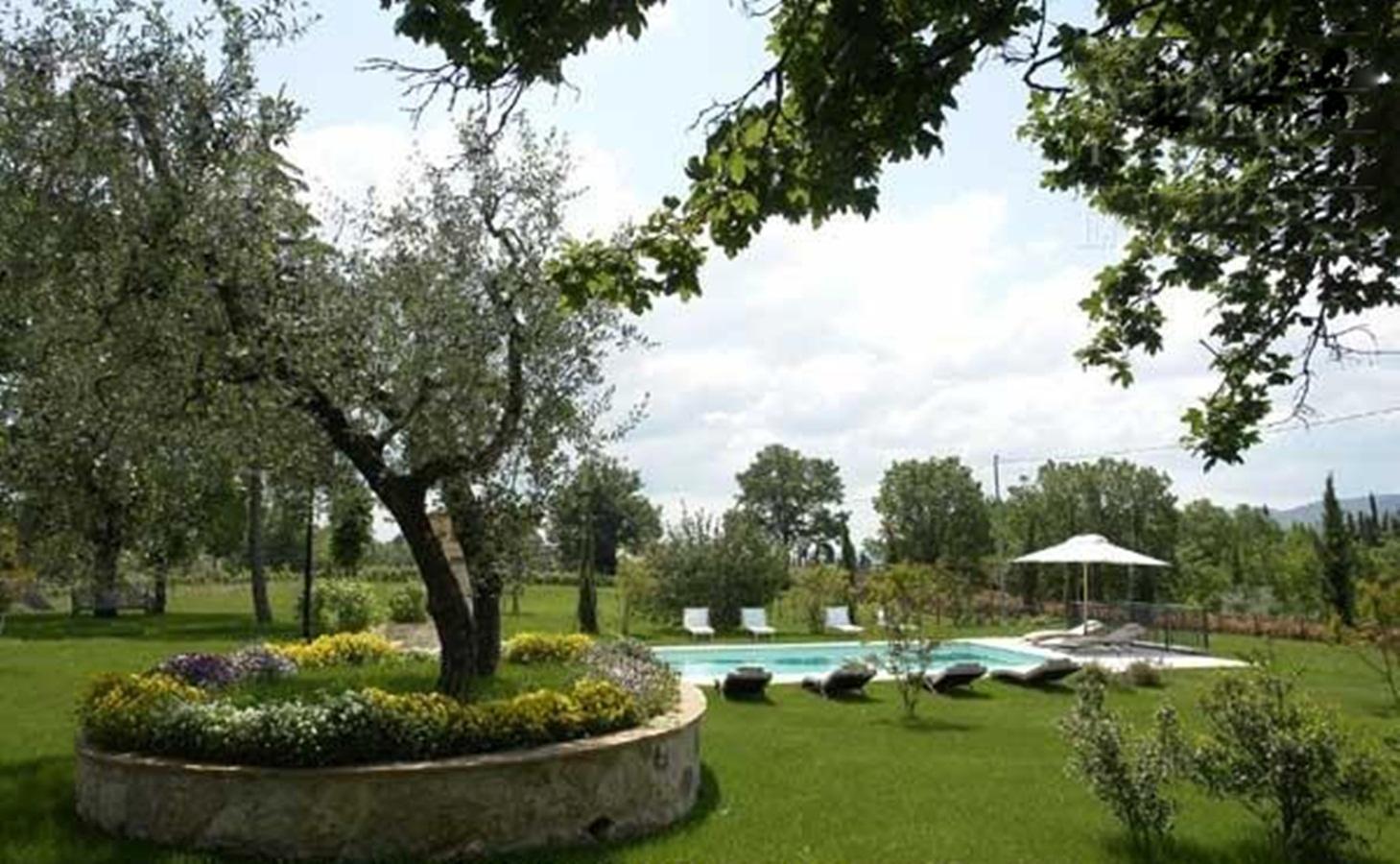 VILLA IL MELOGRANO TUSCANY luxury homes