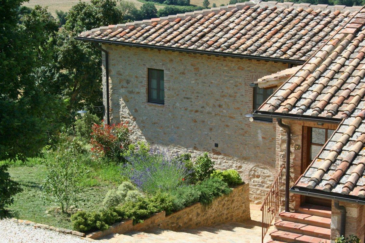 Hamlet for Sale in the Heart of Tuscany mansions