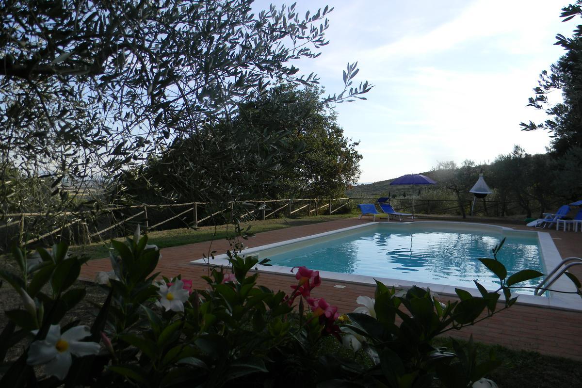 VILLA LA COLLINA CORTONA TUSCANY luxury properties