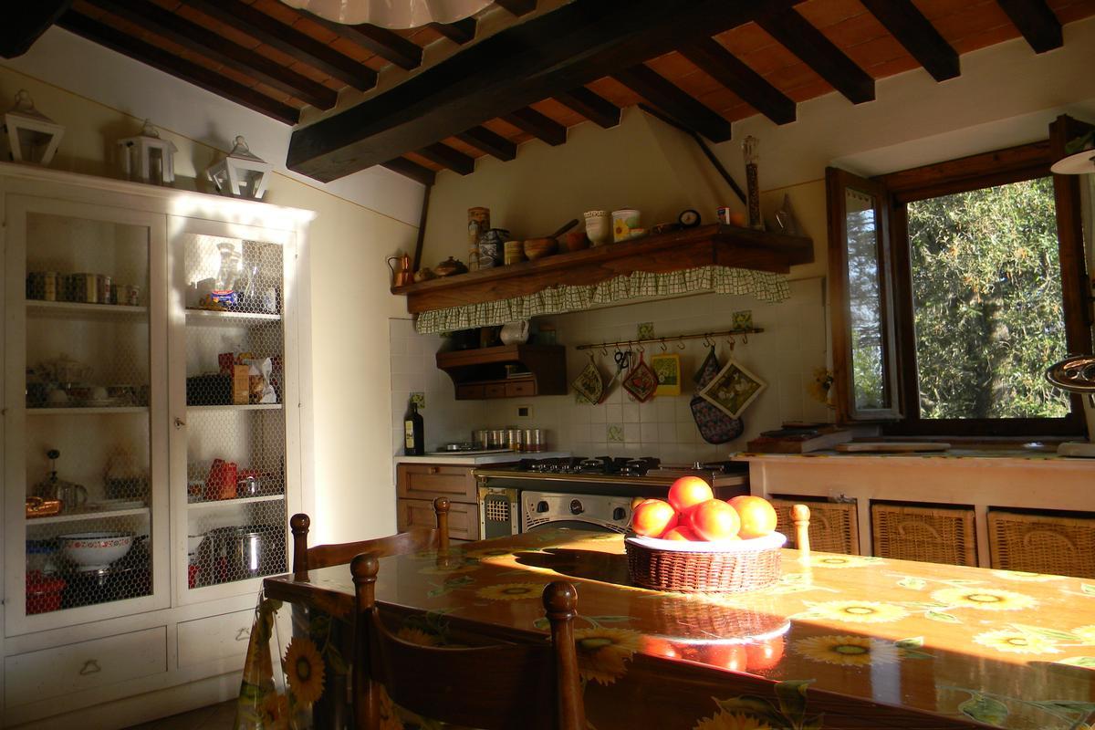 Luxury homes VILLA LA COLLINA CORTONA TUSCANY