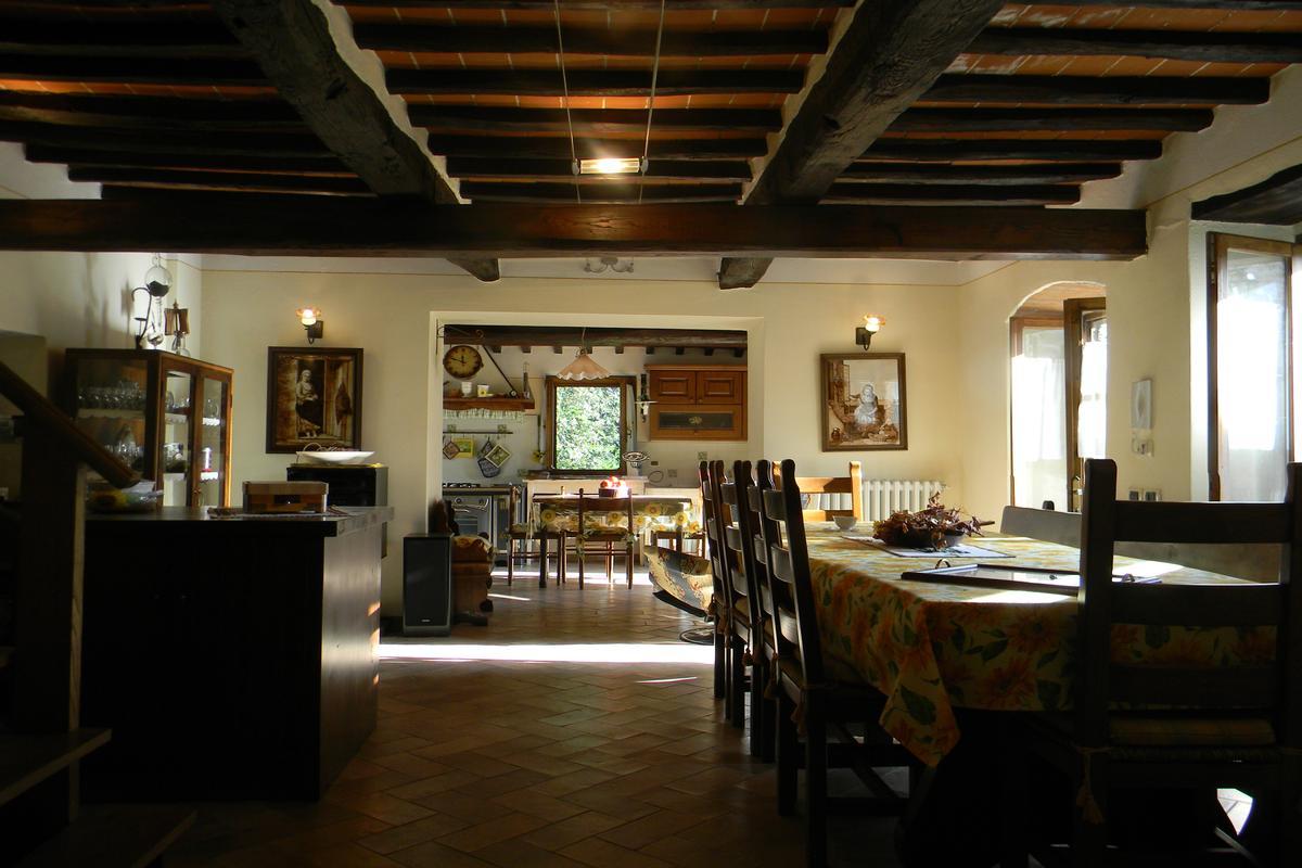 VILLA LA COLLINA CORTONA TUSCANY luxury homes