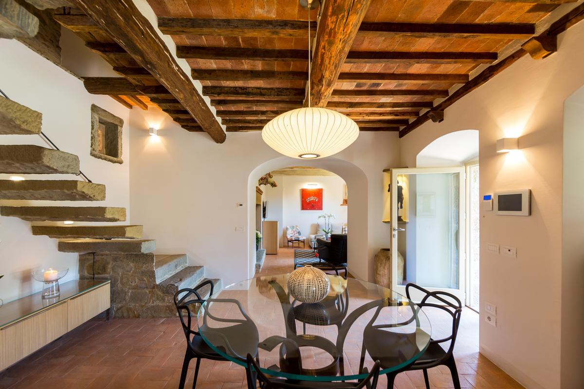 Luxury homes CASALE BELVEDERE