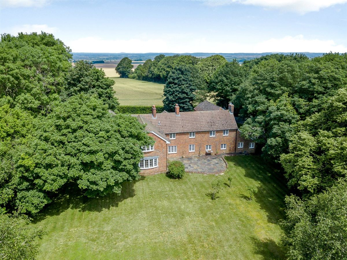 Luxury real estate A characterful farmhouse with equestrian facilities