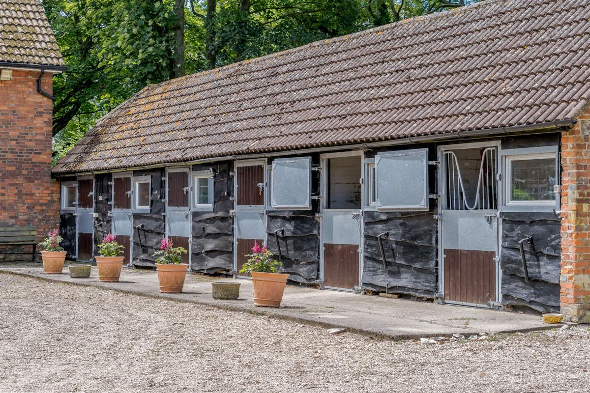 A characterful farmhouse with equestrian facilities luxury real estate