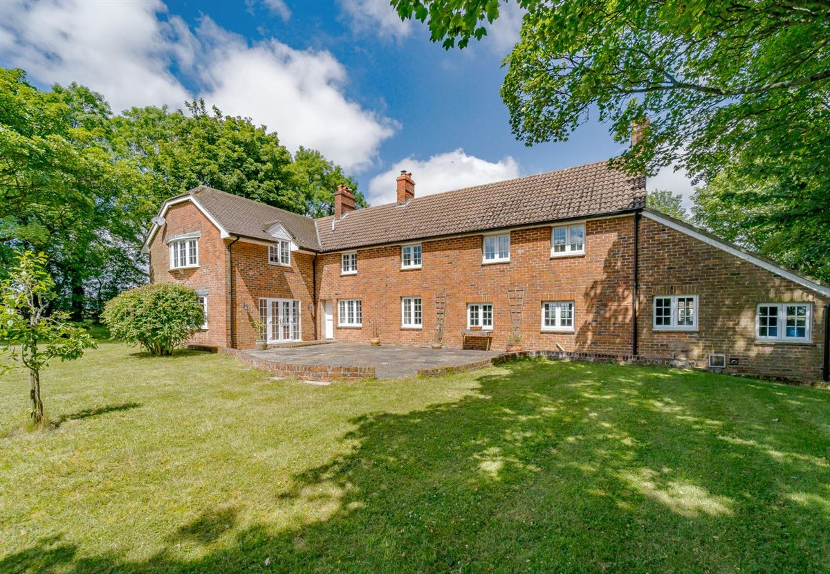 Luxury properties A characterful farmhouse with equestrian facilities